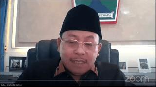 walikota malang bersama masud said institute