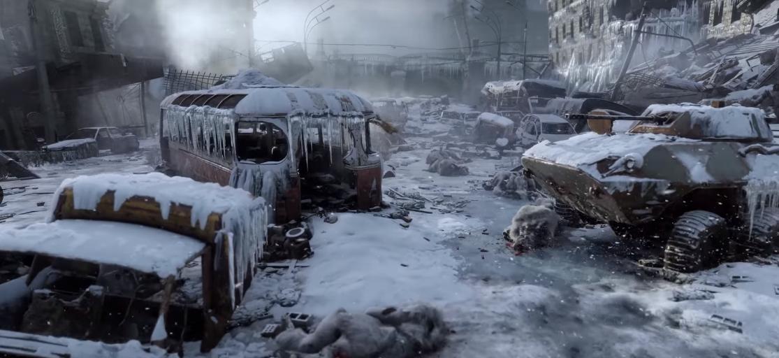 Comparten tema del tráiler de Metro Exodus del E3