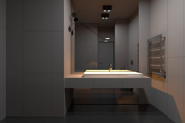 Architecture Interior Design Bathroom