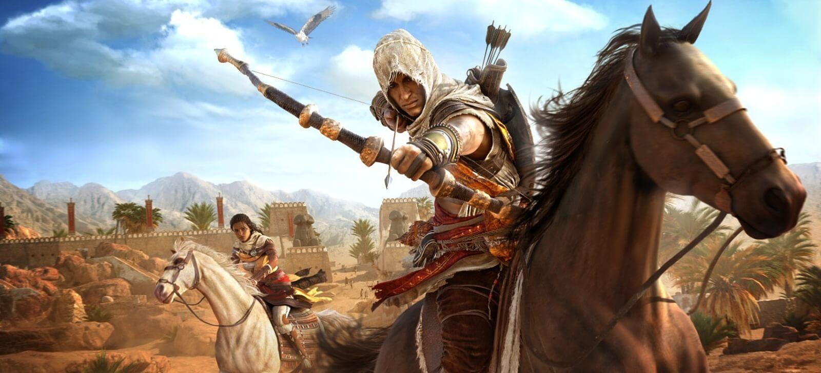 فێركاری چۆنیهتی داگرتنی یاری Assassin's Creed: Origins بۆ كۆمپیوتهر لهڕێگهی تۆرینێت