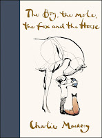 The Boy, the Mole, the Fox and the Horse cover