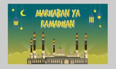 spanduk ramadhan