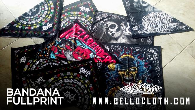 Bandana Full Print