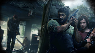 The Last of Us PS3 Background