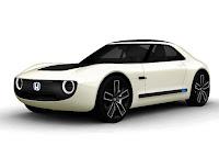 Honda Sports EV Concept (2017) Front Side
