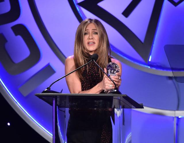 Jennifer Aniston Admits She Wants To Be In Love Again