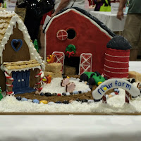 Boston Christmas Festival_Gingerbread House Competition_New England Fall Events_Flour Bakery