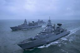 Alutsista Militer : Mengenal Sachsen Si Fregat Garang Dari Jerman