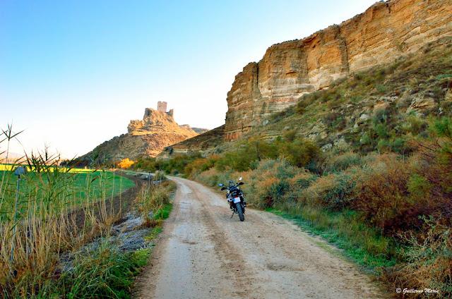 BMW F800GS Adventure. Trail Forever: Castillos y Olivos