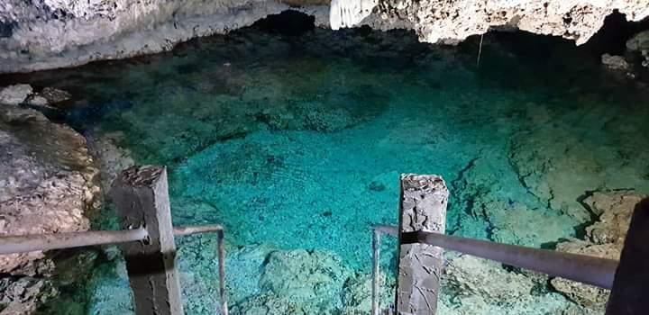 Enchanted Cave in Bolinao, Pangasinan
