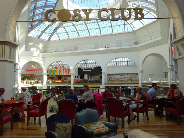 Cosy Club Corn Exchange Manchester