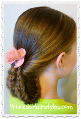 Braided Updo Video Tutorial