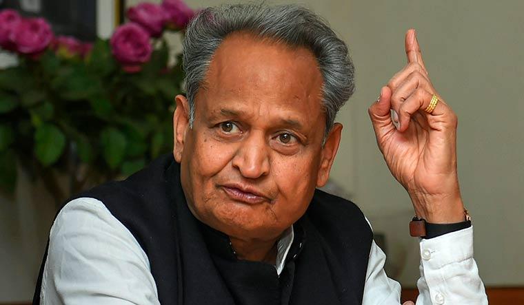 CM ने कहा Rajasthan में पटाखे पर प्रतिबंध लगा दिया।