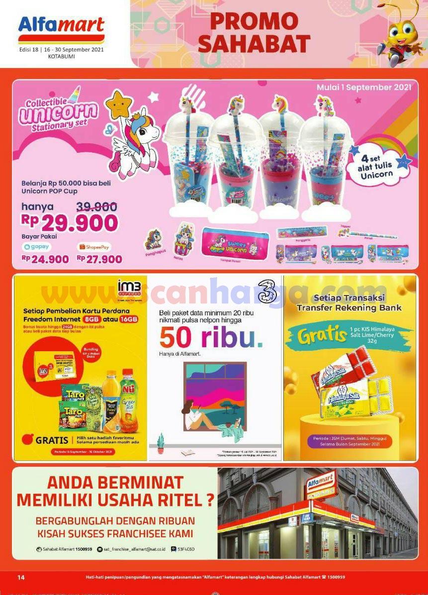 Katalog Alfamart Promo Terbaru 16 - 30 September 2021 14