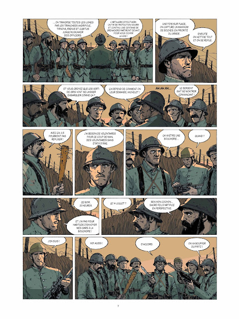 Darnand le bourreau français tome 1 Page 7 aux éditions Rue de Sèvres