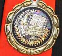 image of medallion