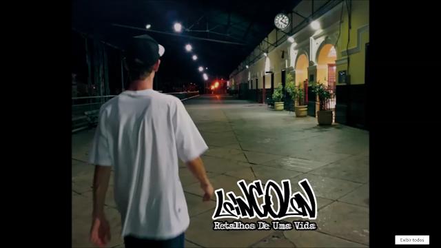 """""""Retalhos De Uma Vida"""" é novo álbum do rapper Lincoln Rossi"""