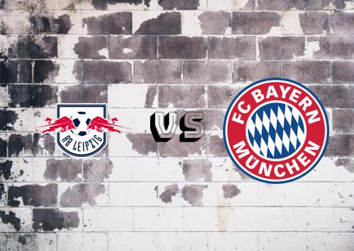 RB Leipzig vs Bayern München  Resumen y Partido Completo