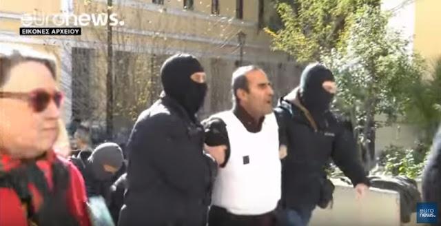 «Όχι» της ελληνικής δικαιοσύνης στην έκδοση του Τούρκου κουρδικής καταγωγής Νατσί Οζ Πολάτ (βίντεο)