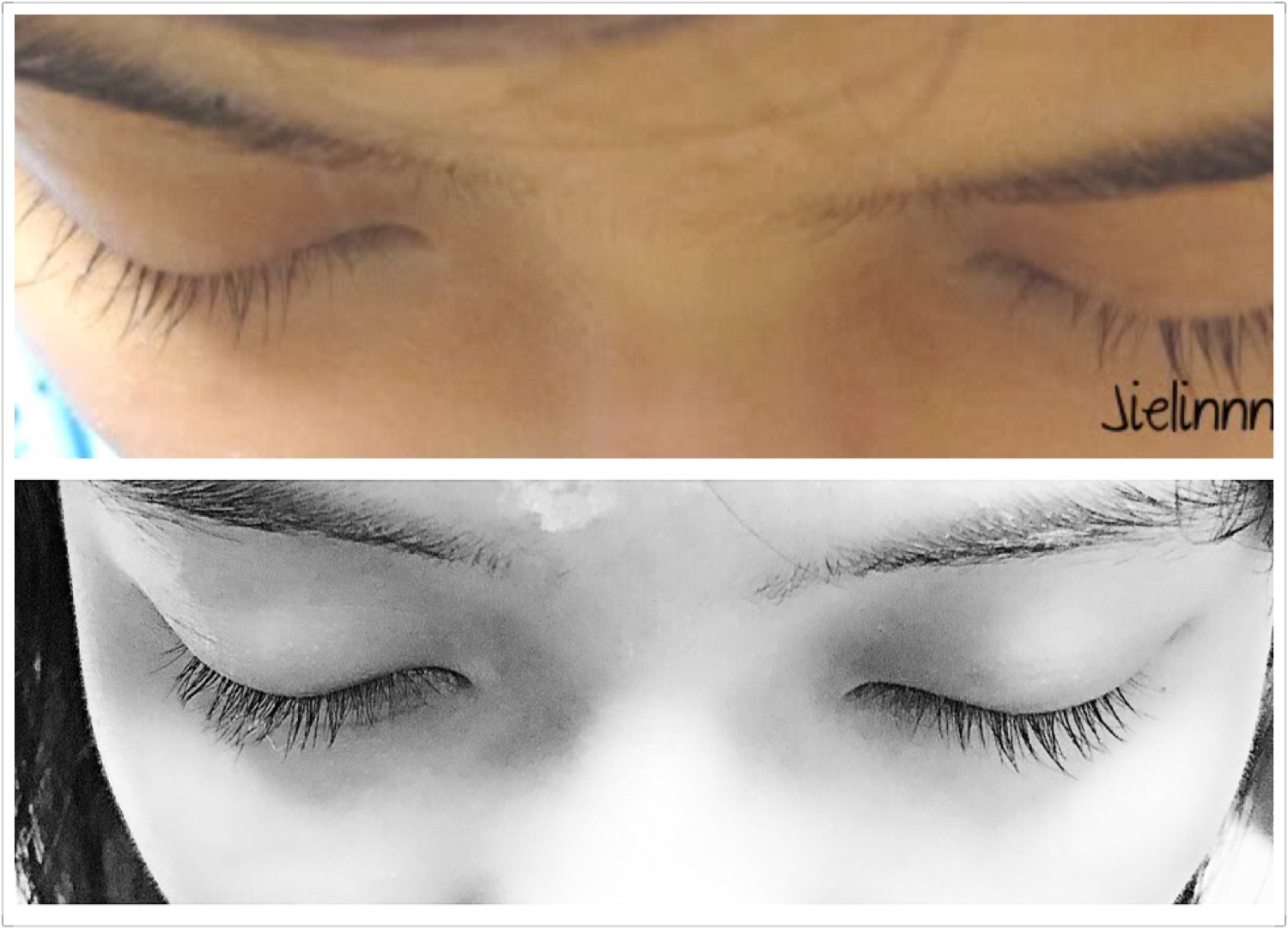 Etude House Eyelash Serum Results