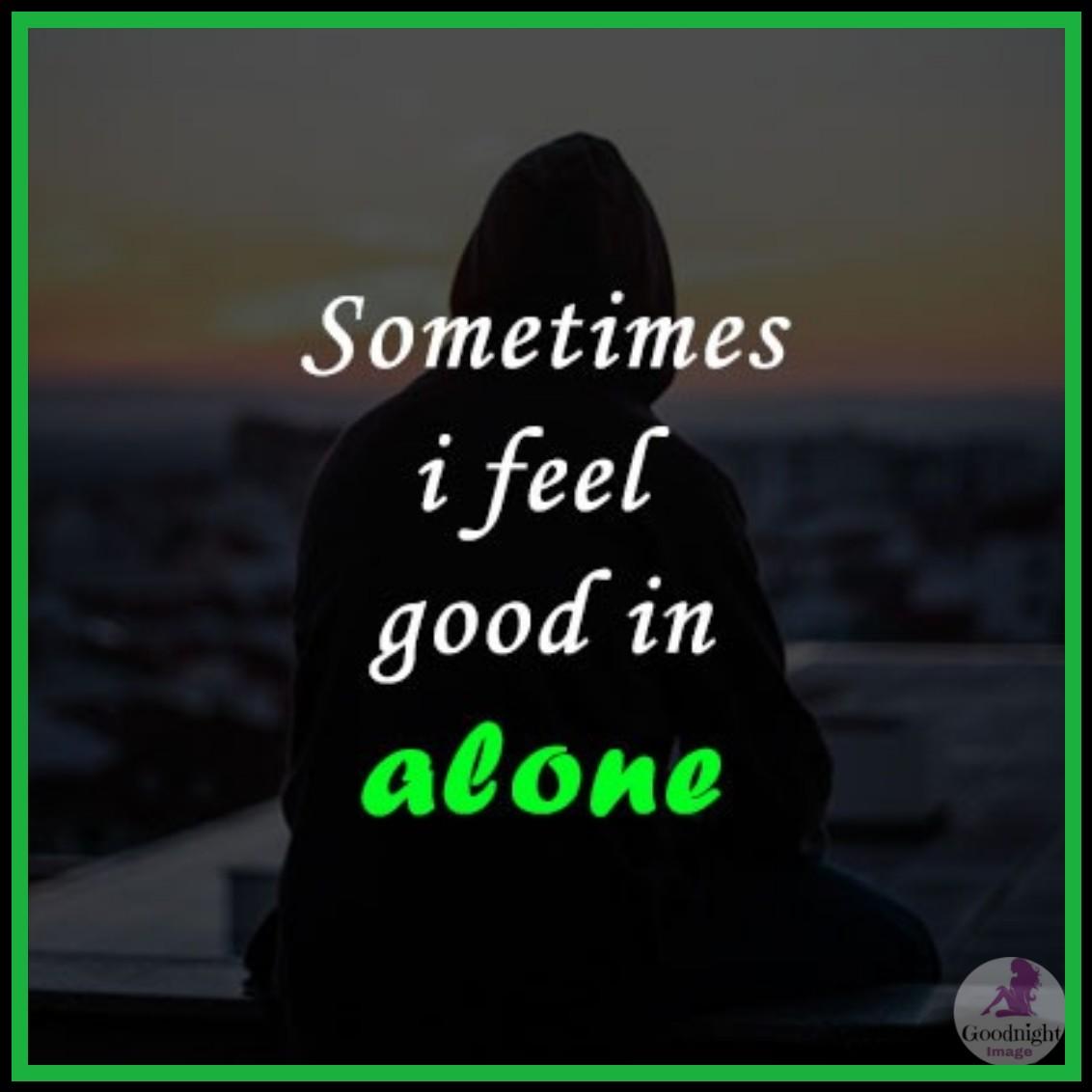 alone dp status