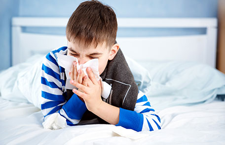 Common Colds: Protect Yourself and Others