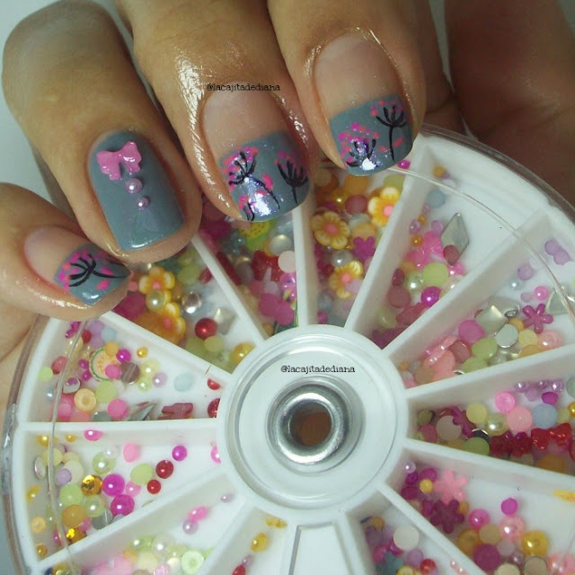 NewChic-Rhinestones-Nails