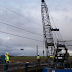 Spoorbrug Zevenbergen op tijd klaar voor het vaarseizoen