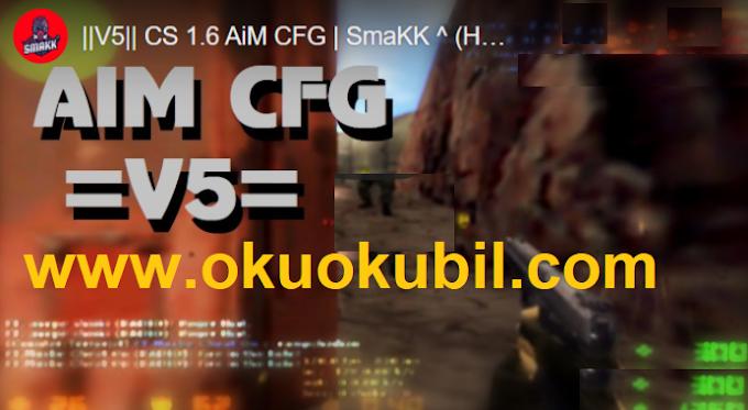 Counter Strike 1.6  CFG v5 İndir Güncel Ayarlı İndir 2020