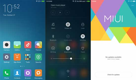 [MT6592] Stable MIUI 7 ROM For XOLO Play 8x-1100