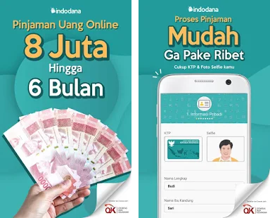 Aplikasi Pinjaman Online Indodana