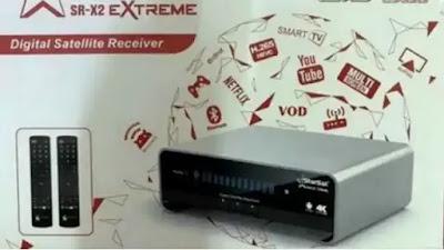 جهاز starsat x2 extreme 4k