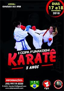 2ª Copa Funakoshi de Karate