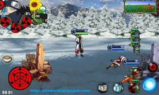 Naruto Senki Over Simple v1.17 Apk by Andre