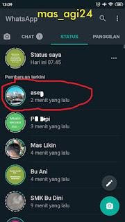 Cara Menyimpan Foto dan Video Status WhatsApp Tanpa Aplikasi