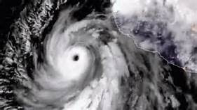 Hurricane bud: Dangerous flood threatens Mexico