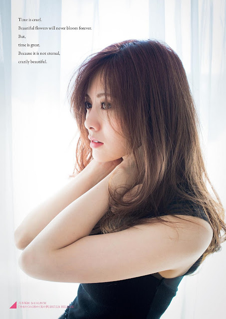 Shiraishi Mai 白石麻衣 like a flower images 01