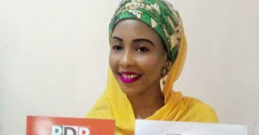 GOMBE PDP DENYS ASPIRANT TICKET BECAUSE SHE REFUSED TO SLEEP WITH THEM
