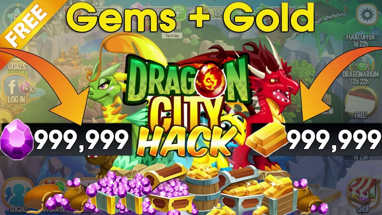 Get Dragon City Unlimited Coins For Free! 100% Working [October 2020]