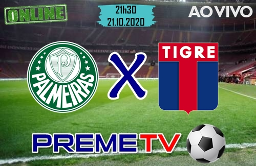 Palmeiras x Tigre Hoje Ao Vivo