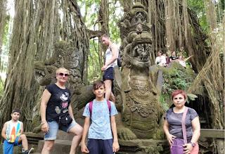 Isla de Bali.