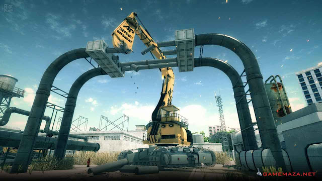 Giant Machines 2017 Gameplay Screenshot 3