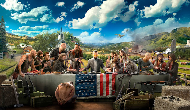 Far Cry 5 presenta su modo cooperativo en vídeo