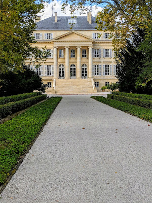 Medoc wineries: Château Margaux