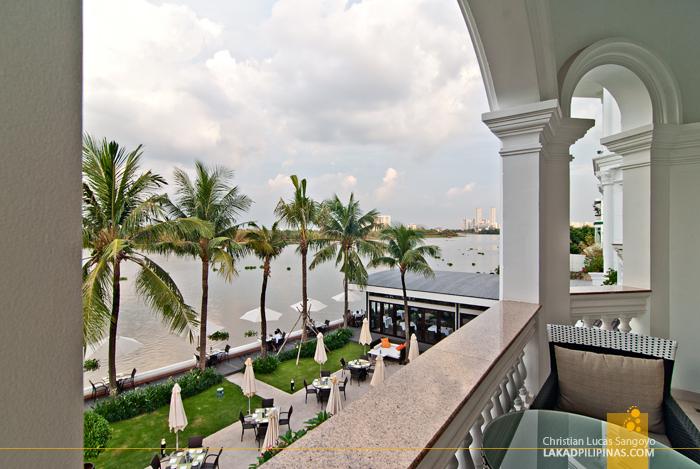 Villa Song Saigon Veranda