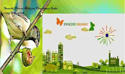Swachh Bharat Abhiyan Cleanliness India essay in English