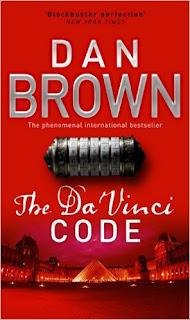 Dan BRown, Book, Book Review, The da Vinci Code,