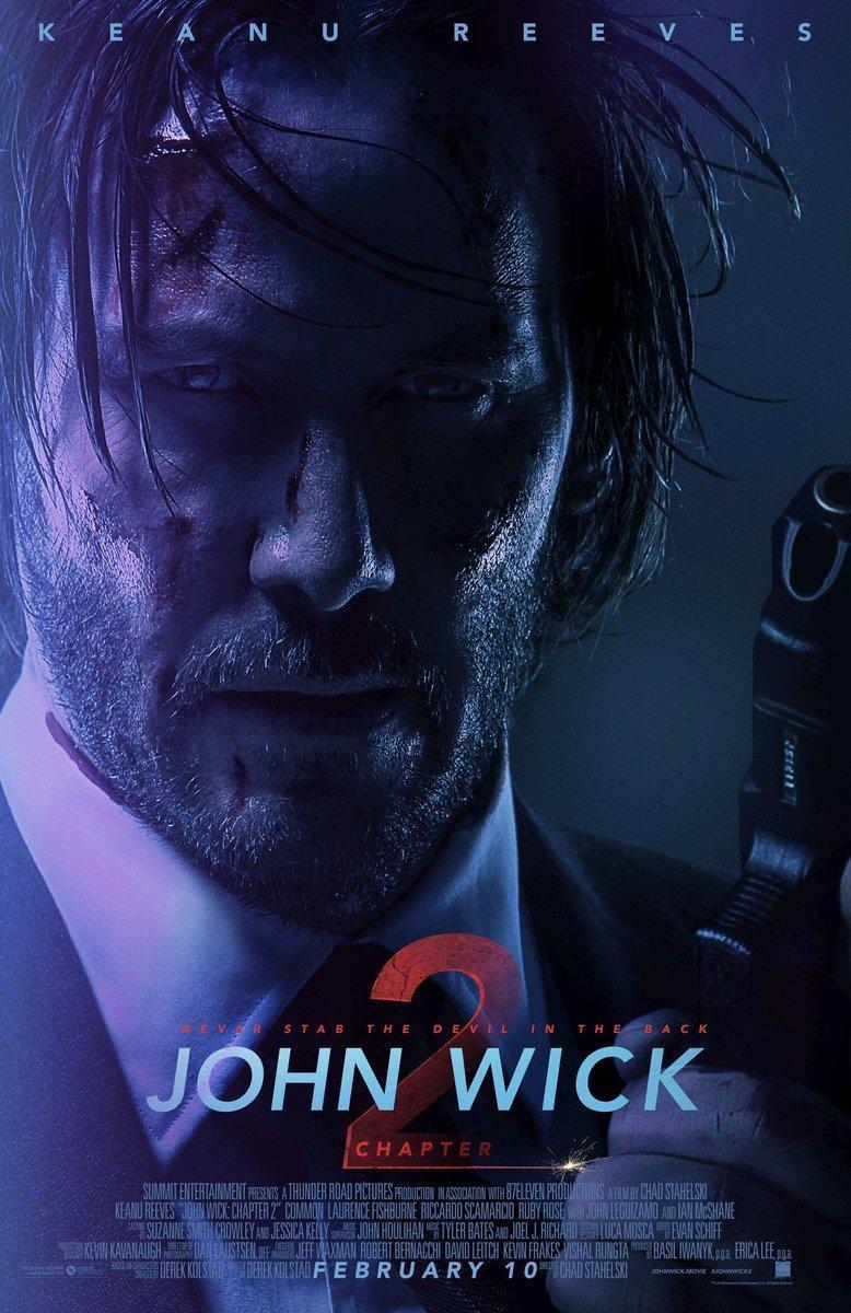 Download John Wick Chapter 2 (2017) Full Movie in Hindi Dual Audio BluRay 1080p [2.8GB]