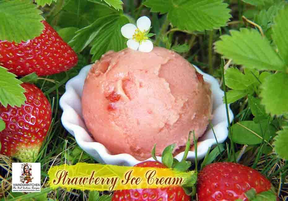viaindiankitchen-strawberry-ice-cream