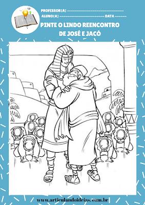 Encontro de José e Jacó